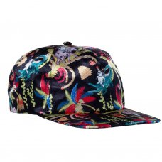 <img class='new_mark_img1' src='https://img.shop-pro.jp/img/new/icons5.gif' style='border:none;display:inline;margin:0px;padding:0px;width:auto;' />LA MARCH 5 PANEL SNAPBACK (BLACK)