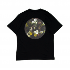 HENRY MAGIC CIRCLE TEE (BLACK)