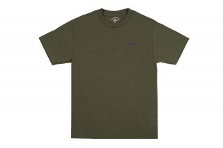 CHILL WAVE TEE - MILITARY
