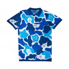 <img class='new_mark_img1' src='//img.shop-pro.jp/img/new/icons5.gif' style='border:none;display:inline;margin:0px;padding:0px;width:auto;' />NERM CAMO POLO (BLUE)