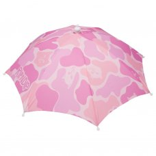 <img class='new_mark_img1' src='//img.shop-pro.jp/img/new/icons5.gif' style='border:none;display:inline;margin:0px;padding:0px;width:auto;' />CAMO UMBRELLA HAT (PINK)