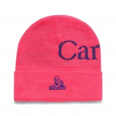 <img class='new_mark_img1' src='https://img.shop-pro.jp/img/new/icons5.gif' style='border:none;display:inline;margin:0px;padding:0px;width:auto;' />LOGO BEANIE - PINK