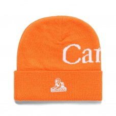 <img class='new_mark_img1' src='https://img.shop-pro.jp/img/new/icons5.gif' style='border:none;display:inline;margin:0px;padding:0px;width:auto;' />LOGO BEANIE - ORANGE