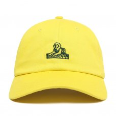 <img class='new_mark_img1' src='https://img.shop-pro.jp/img/new/icons5.gif' style='border:none;display:inline;margin:0px;padding:0px;width:auto;' />LOGO HAT - YELLOW