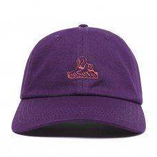 <img class='new_mark_img1' src='https://img.shop-pro.jp/img/new/icons5.gif' style='border:none;display:inline;margin:0px;padding:0px;width:auto;' />LOGO HAT - PURPLE