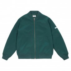 MA-1 BOMBER JACKET - EMERALD