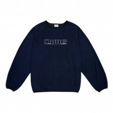 <img class='new_mark_img1' src='//img.shop-pro.jp/img/new/icons5.gif' style='border:none;display:inline;margin:0px;padding:0px;width:auto;' />RAGLAN POLAR FLEECE CREWNECK - NAVY