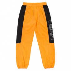 <img class='new_mark_img1' src='//img.shop-pro.jp/img/new/icons5.gif' style='border:none;display:inline;margin:0px;padding:0px;width:auto;' />POLAR FLEECE TRACK PANTS - GOLD/BLACK