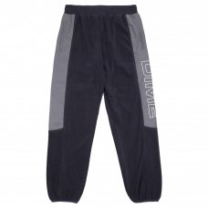 <img class='new_mark_img1' src='//img.shop-pro.jp/img/new/icons5.gif' style='border:none;display:inline;margin:0px;padding:0px;width:auto;' />POLAR FLEECE TRACK PANTS - NAVY/CHARCOAL