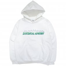 <img class='new_mark_img1' src='https://img.shop-pro.jp/img/new/icons5.gif' style='border:none;display:inline;margin:0px;padding:0px;width:auto;' />EXISTENTIAL HOODIE - WHITE