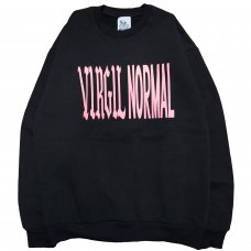 <img class='new_mark_img1' src='https://img.shop-pro.jp/img/new/icons5.gif' style='border:none;display:inline;margin:0px;padding:0px;width:auto;' />WHERE IT'S AT SWEATSHIRT - BLACK