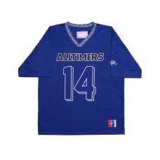 WILD SHIT JERSEY - ROYAL BLUE