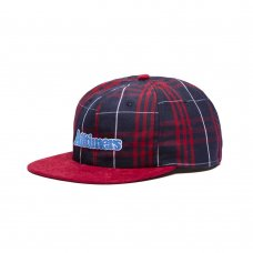 (Alltimers) BASEMENT HAT - RUBY RED
