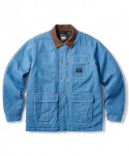 <img class='new_mark_img1' src='https://img.shop-pro.jp/img/new/icons5.gif' style='border:none;display:inline;margin:0px;padding:0px;width:auto;' />HUNTING FIELD JACKET - INDIGO