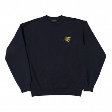 <img class='new_mark_img1' src='https://img.shop-pro.jp/img/new/icons5.gif' style='border:none;display:inline;margin:0px;padding:0px;width:auto;' />EMBROIDERED B LOGO CREWNECK - NAVY