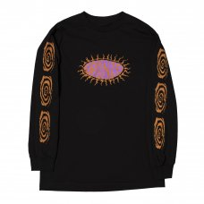 <img class='new_mark_img1' src='https://img.shop-pro.jp/img/new/icons47.gif' style='border:none;display:inline;margin:0px;padding:0px;width:auto;' />SURFER LONGSLEEVE TEE - BLACK