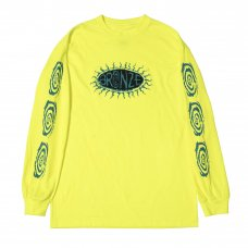 <img class='new_mark_img1' src='https://img.shop-pro.jp/img/new/icons5.gif' style='border:none;display:inline;margin:0px;padding:0px;width:auto;' />SURFER LONGSLEEVE TEE - SAFETY GREEN