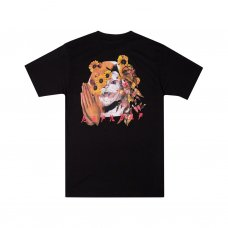 <img class='new_mark_img1' src='https://img.shop-pro.jp/img/new/icons5.gif' style='border:none;display:inline;margin:0px;padding:0px;width:auto;' />CHAOS TEE - BLACK