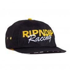 <img class='new_mark_img1' src='https://img.shop-pro.jp/img/new/icons5.gif' style='border:none;display:inline;margin:0px;padding:0px;width:auto;' />SPEED RACING STRAPBACK - BLACK