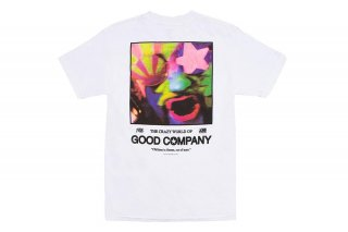 <img class='new_mark_img1' src='https://img.shop-pro.jp/img/new/icons5.gif' style='border:none;display:inline;margin:0px;padding:0px;width:auto;' />FLAMES TEE - WHITE