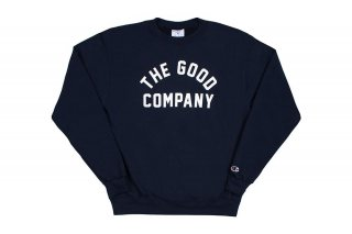 <img class='new_mark_img1' src='https://img.shop-pro.jp/img/new/icons5.gif' style='border:none;display:inline;margin:0px;padding:0px;width:auto;' />LES CREWNECK - NAVY