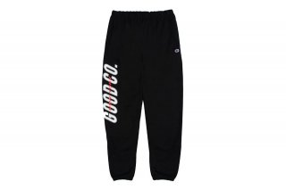 <img class='new_mark_img1' src='https://img.shop-pro.jp/img/new/icons5.gif' style='border:none;display:inline;margin:0px;padding:0px;width:auto;' />MOVEMENT REVERSE WEAVE SWEATPANTS - BLACK