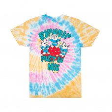 <img class='new_mark_img1' src='https://img.shop-pro.jp/img/new/icons5.gif' style='border:none;display:inline;margin:0px;padding:0px;width:auto;' />ALIEN NERM TEE (GOLD RAINBOW WASH)