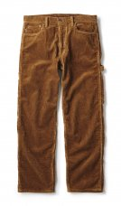 <img class='new_mark_img1' src='https://img.shop-pro.jp/img/new/icons5.gif' style='border:none;display:inline;margin:0px;padding:0px;width:auto;' />CORDUROY PAINTER PANT - BROWN