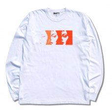 SUNLIGHT LONG SLEEVE TEE (WHITE)