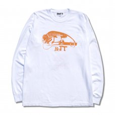 ZELIG LONG SLEEVE TEE (WHITE)