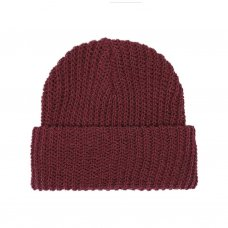 <img class='new_mark_img1' src='https://img.shop-pro.jp/img/new/icons5.gif' style='border:none;display:inline;margin:0px;padding:0px;width:auto;' />FISHERMAN BEANIE (BURGUNDY)