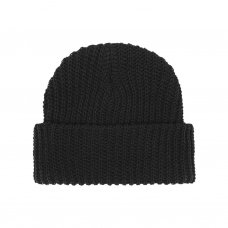<img class='new_mark_img1' src='https://img.shop-pro.jp/img/new/icons47.gif' style='border:none;display:inline;margin:0px;padding:0px;width:auto;' />FISHERMAN BEANIE (BLACK)
