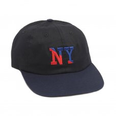 <img class='new_mark_img1' src='https://img.shop-pro.jp/img/new/icons5.gif' style='border:none;display:inline;margin:0px;padding:0px;width:auto;' />NYC CREW POLO HAT (BLACK)