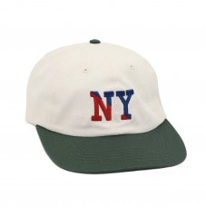 <img class='new_mark_img1' src='https://img.shop-pro.jp/img/new/icons5.gif' style='border:none;display:inline;margin:0px;padding:0px;width:auto;' />NYC CREW POLO HAT (NATURAL)