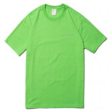 SIDE LOGO S/S TEE - LEAF GREEN