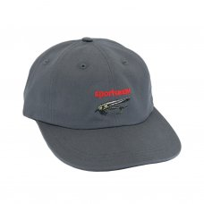 <img class='new_mark_img1' src='https://img.shop-pro.jp/img/new/icons5.gif' style='border:none;display:inline;margin:0px;padding:0px;width:auto;' />SPORTSMAN STREAMER POLO HAT (CHARCOAL)