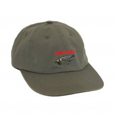 <img class='new_mark_img1' src='https://img.shop-pro.jp/img/new/icons5.gif' style='border:none;display:inline;margin:0px;padding:0px;width:auto;' />SPORTSMAN STREAMER POLO HAT (OLIVE DRAB)