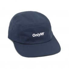 <img class='new_mark_img1' src='https://img.shop-pro.jp/img/new/icons47.gif' style='border:none;display:inline;margin:0px;padding:0px;width:auto;' />TWILL LOGO 5-PANEL HAT (NAVY)