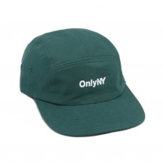 <img class='new_mark_img1' src='https://img.shop-pro.jp/img/new/icons5.gif' style='border:none;display:inline;margin:0px;padding:0px;width:auto;' />TWILL LOGO 5-PANEL HAT (MALLARD)