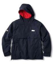 <img class='new_mark_img1' src='https://img.shop-pro.jp/img/new/icons20.gif' style='border:none;display:inline;margin:0px;padding:0px;width:auto;' />HOODED PULLOVER JACKET - NAVY
