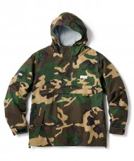 <img class='new_mark_img1' src='https://img.shop-pro.jp/img/new/icons5.gif' style='border:none;display:inline;margin:0px;padding:0px;width:auto;' />HOODED PULLOVER JACKET - CAMO
