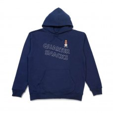 <img class='new_mark_img1' src='https://img.shop-pro.jp/img/new/icons5.gif' style='border:none;display:inline;margin:0px;padding:0px;width:auto;' />EMBROIDERED SNACKMAN HOODY - NAVY