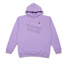 <img class='new_mark_img1' src='https://img.shop-pro.jp/img/new/icons5.gif' style='border:none;display:inline;margin:0px;padding:0px;width:auto;' />EMBROIDERED SNACKMAN HOODY - LAVENDER
