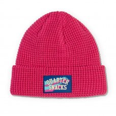 <img class='new_mark_img1' src='https://img.shop-pro.jp/img/new/icons47.gif' style='border:none;display:inline;margin:0px;padding:0px;width:auto;' />WAFFLE BEANIE - MAGENTA