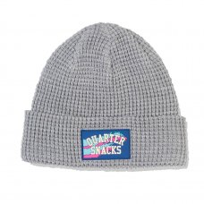 <img class='new_mark_img1' src='https://img.shop-pro.jp/img/new/icons5.gif' style='border:none;display:inline;margin:0px;padding:0px;width:auto;' />WAFFLE BEANIE - GREY