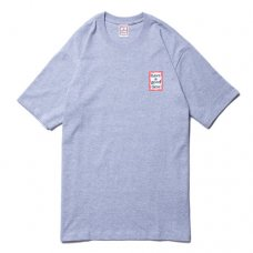 MINI FRAME S/S TEE - HEATHER GREY