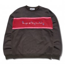 <img class='new_mark_img1' src='https://img.shop-pro.jp/img/new/icons47.gif' style='border:none;display:inline;margin:0px;padding:0px;width:auto;' />TAPING CREW NECK (BLACK)