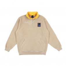 <img class='new_mark_img1' src='https://img.shop-pro.jp/img/new/icons5.gif' style='border:none;display:inline;margin:0px;padding:0px;width:auto;' />OUTDOOR GEAR FLEECE PULLOVER (SAND)