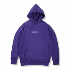 <img class='new_mark_img1' src='https://img.shop-pro.jp/img/new/icons47.gif' style='border:none;display:inline;margin:0px;padding:0px;width:auto;' />OG LOGO HOODIE - PURPLE