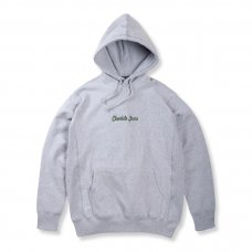 <img class='new_mark_img1' src='https://img.shop-pro.jp/img/new/icons5.gif' style='border:none;display:inline;margin:0px;padding:0px;width:auto;' />OG LOGO HOODIE - HEATHER GREY